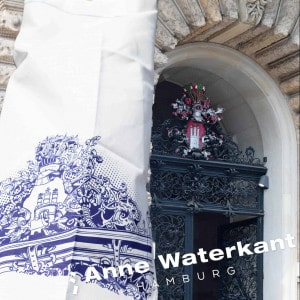 Hamburger Rathaus Anne Waterkant