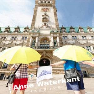 Hamburger Rathaus@Anne Waterkant